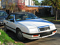Chrysler Le Baron 2.2 1988 (15116925487).jpg