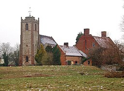 Church and deserted farm, Long Itchington - geograph.org.uk - 1111755.jpg