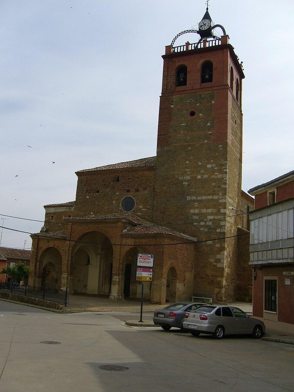 Church of Nuestra Señora de la Asunción - Iglesia de Nuestra Señora de la Asunción 004 - Osorno la Mayor