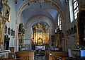 Church of StJohn the Baptist and StJohn the Evangelist (inside), 7 sw. Jana street,Old Town,Krakow,Poland.jpg