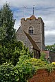 Church of St Andrew's, Boreham, Essex - from the northeast.jpg