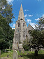 Church of the Holy Innocents, High Beach, Essex, England - from southwest.jpg