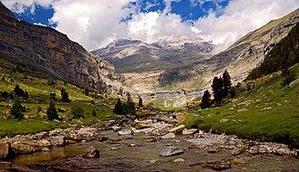 Aragon - Circo de Soaso in Ordesa y Monte Perdido National Park
