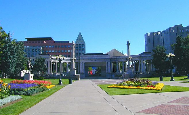 Civic Center, Denver