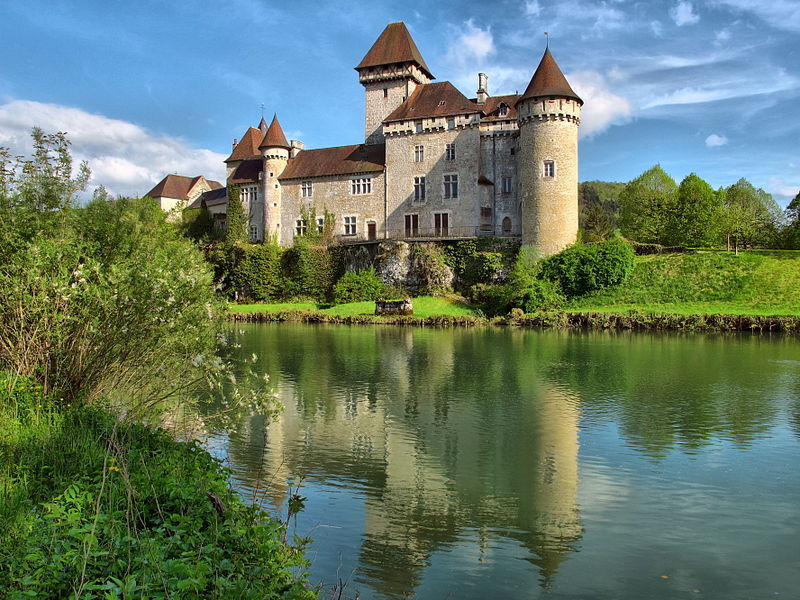 Château de Cléron (Inscrit)
