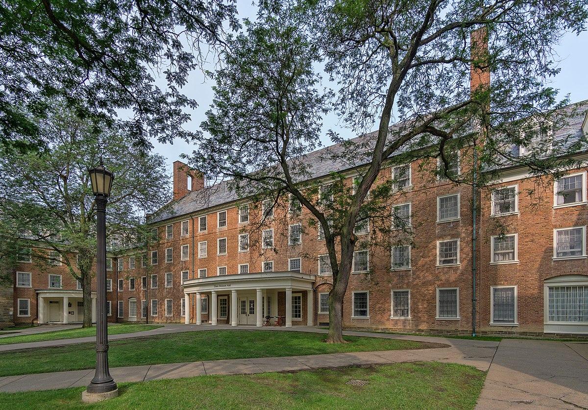 Clara Dickson Hall