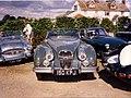 Classic cars at the Anchor Inn - geograph.org.uk - 1259972.jpg