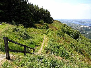 Marble Arch Caves Global Geopark Lies on the Fermanagh-Cavan border, Ireland