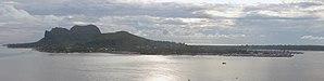 Bongao, Tawi-Tawi - Image: Coast of Bongao, Tawi Tawi