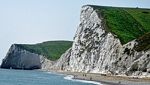 Broadchurch - The Jurassic Coast of Dorset provided inspiration for Broadchurch.