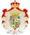 Coat of Arms of Jaime de Marichalar as Duke of Lugo (1995-2010).svg