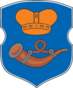 Coat of Arms of Kleck, Belarus.png