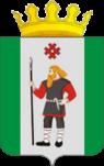 Coat of Arms of Kudymkarsky rayon (Perm krai) (2010).png