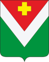 Coat of Arms of Spas-Demensk (Kaluga oblast) (2008).png