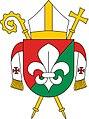 Coat of arms of Diocese of Goroka.jpg