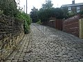 Cobbled Road near centre of Gee Cross - geograph.org.uk - 999860.jpg