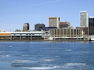 Cobo Center - Image: Cobohallconventionce nter