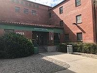 Coconino Hall at U AZ, 4-10-17.jpg