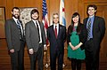 Code for America Fellows, Smart Chicago, Chicago CTO, and Mayor Rahm Emanuel.jpg