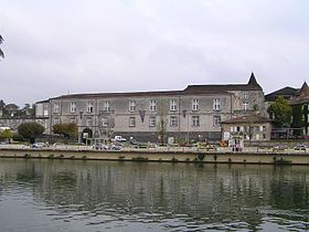 Image illustrative de l'article Château de Cognac