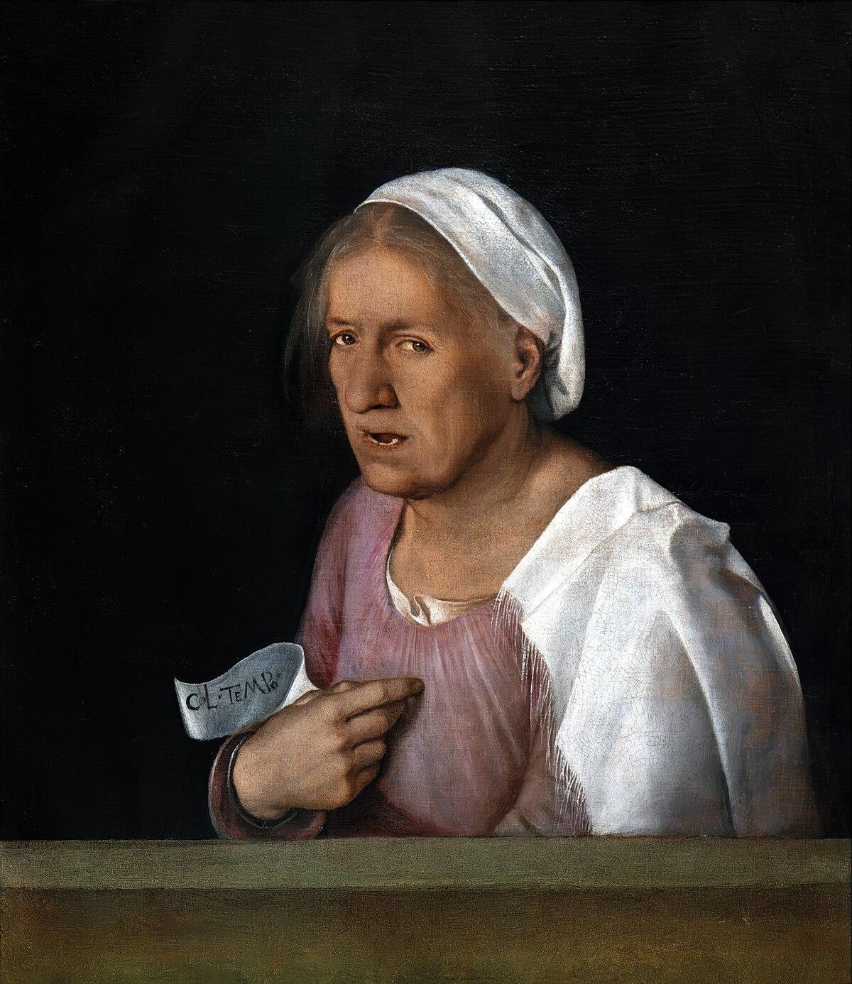Fotografia di donna vecchia nude photo 34
