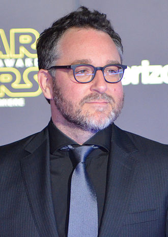Colin Trevorrow - Trevorrow at the premiere of Star Wars: The Force Awakens in December 2015