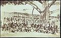 Collectie Nationaal Museum van Wereldculturen TM-60062251 Groepsfoto van het orkest van het West Indian Regiment Jamaica A. Duperly & Sons (Fotostudio).jpg