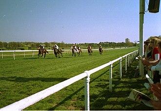 Cologne-Weidenpesch Racecourse - Weidenpesch Racecourse in 2010