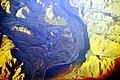 Columbia River - east of Chelan, Washington aerial 01A.jpg