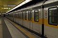 Comasina (Milan metro) - linea 3 - train.JPG