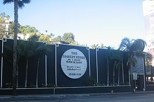 The Comedy Store - The Comedy Store