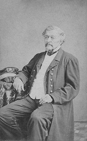 Lawrence Kearny - Image: Commodore Lawrence Kearny