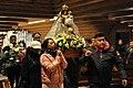 Con la Virgen del Quinche (Ecuador) en Torreciudad 2017 - 033 (38471713792).jpg