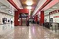 Concourse of Beishatan Station (20210302181507).jpg