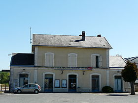 Image illustrative de l'article Gare de Condat - Le Lardin