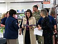 Congresswoman Elise Stefanik Fort Drum Exchange Visit (26217387452).jpg