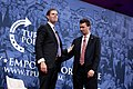 Conservative Political Action Conference 2018 Eric Trump & Charlie Kirk (38701093880).jpg