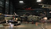 Consolidated B-24D National Museum of USAF 20150726.jpg