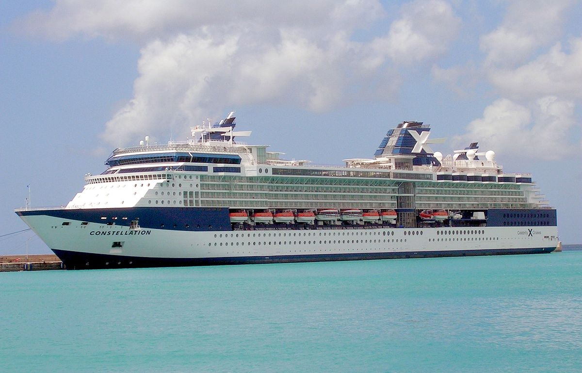 Celebrity Constellation Dining - Cruise Critic