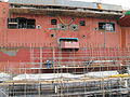 Construction of HMS Queen Elizabeth MOD 45157274.jpg