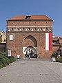 Convent Gate in Toruń front.jpg