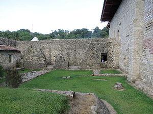 Tomás Garrido Canabal - Image: Convento de Oxolotan 14