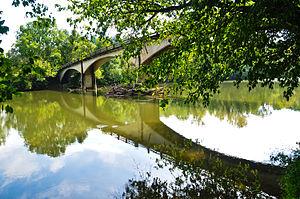 Conway Bridge - Image: Conway bridge