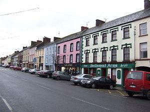 Cootehill - Market Street, Cootehill, 2008