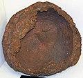 Copper skull (Mesoproterozoic, 1.05-1.06 Ga; Keweenaw Peninsula, Upper Peninsula of Michigan, USA) 3 (17140243779).jpg