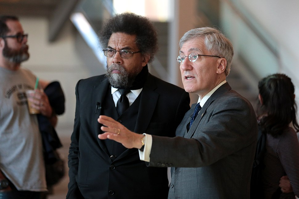 Cornel West %26 Robert P. George (28154741749)