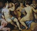 Cornelis Cornelisz. van Haarlem - Sine Cerere et Baccho friget Venus (Terentius, Eunuchus, 732) - Gal.-Nr. 851 - Staatliche Kunstsammlungen Dresden.jpg