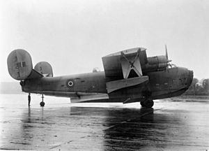 No. 231 Squadron RAF - A Coronado GR.I that later served with 231 Sqn.