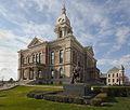 Cortes del Condado de Wabash, Wabash, Indiana, Estados Unidos, 2012-11-12, DD 04.jpg