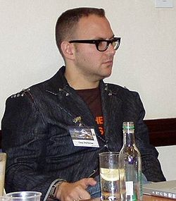 Cory Doctorow. Worldcon 2005, Glasgow